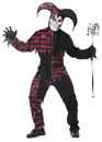 California Costumes CC-01372LG Sinister Jester Adult Lg