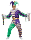 California Costumes CC-01400XL Mardi Gras Jester Adult Xlg