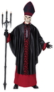 California Costumes CC-01406 Black Mass Adult Large - Xl