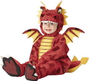 California Costumes CC-10019M Dragon Adore Infant 18-24M