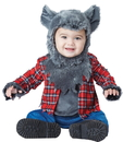 California Costumes CC-10049TL Wittle Werewolf 18-24Mo