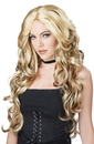 California Costumes CC-70809 Celebrity Glam Blonde/Brown Wig