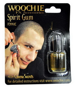 Cinema Secrets AD002C Spirit Gum Carded