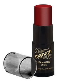 Morris Costumes DD-104 Cream Blend Stick Red