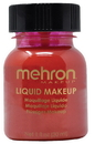 Morris Costumes DD-202 Liquid Makeup 1 Oz Red