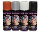 Morris Costumes DE-60PR Hair Spray Fluor Purple-Ormd