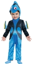 Morris Costumes DG-10011W Dory Infant 12-18