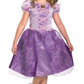 Disguise 13743K Rapunzel Tangled Classic 7-8