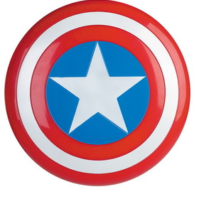 Disguise 18346 Captain America Shield