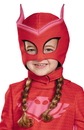 Morris Costumes DG-18700 Pj Owlette Deluxe Mask Child