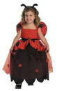 Disguise 4659S Bugz Lil Love Ladybug 1T To 2T
