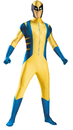 Disguise DG-50378J Wolverine Bodysuit Costume 14-
