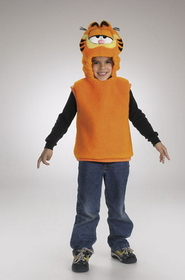 Disguise 5112M Garfield Vest 3T 4T