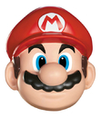Disguise DG-73812 Mario Adult Mask