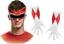 Disguise DG-82850 Red Ranger Adult Accessory Kit