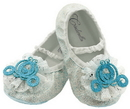 Disguise DG-83868 Cinderella Toddler Slippers