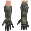 Morris Costumes DG-89997AD Master Chief Gloves Adult