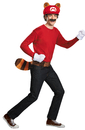 Morris Costumes DG-98840AD Mario Raccoon Adult Kit