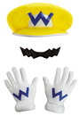Morris Costumes DG-98842AD Wario Kit Adult