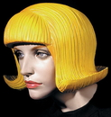 Morris Costumes DU-1362 Flip Rubber Wig