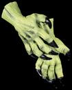 Morris Costumes DU-995 Witch Hands