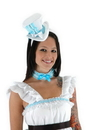Elope Lingerie A5404 Alice Hat And Collar Set