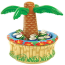 Funny Fashions FF-551872 Inflatable Palm Tree Table Coo