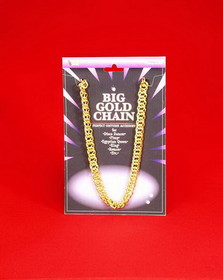 Forum Novelties 55860 Gold Chain Web