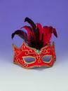 Forum Novelties 57194 Half Style Mask Web