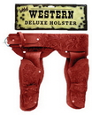 Forum Novelties 57946 Holster Set Wild West