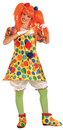 Morris Costumes FM-60493 Clown Giggles Adult