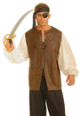 Morris Costumes FM-60802 Shirt Buccaneer Adult Xl