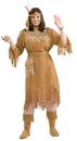 Forum Novelties FM-61829 Indian Maid Adult Plus Costume