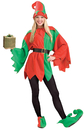 Morris Costumes FM-62596 Santa'S Helper Elf Adult
