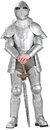 Forum Novelties FM-62881 Knight In Shining Armour Adult