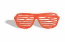 Forum Novelties 62944 Glasses Slot Neon Orange