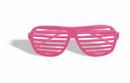 Forum Novelties 62945 Glasses Slot Neon Pink