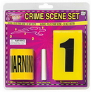 Forum Novelties 63760 Crime Scene Set