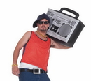 Forum Novelties 64019 Inflatable Boom Box