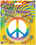 Forum Novelties FM-64141 Rainbow Peace Medallion