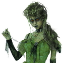 Forum Novelties 65981 Wig Zombie Lady