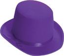 Forum Novelties FM-67646 Top Hat Adult Purple