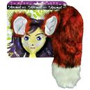 Forum Novelties FM-68604 Fox Ears And Tail Set