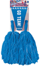 Forum Novelties FM-68682 Pom Pom Set Blue