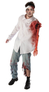 Morris Costumes FM-75366 Zombie Attack Shirt Adult