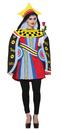 Morris Costumes FM-76830 Queen Of Cards Adult