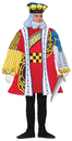 Morris Costumes FM-76831 King Of Cards Adult