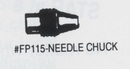 Morris Costumes FP-115 Needle Chuck 616