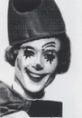 Morris Costumes FP-247 Stencil Kit Clown Twinkles