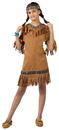 Funworld 111022SM American Indian Girl Child Sm